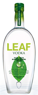 Leaf Vodka Alaskan Glacial Water 750ml